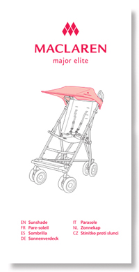 operating manuals for the maclaren major elite accessories rh maclarenmajorelite co uk maclaren stroller assembly maclaren twin techno double stroller manual